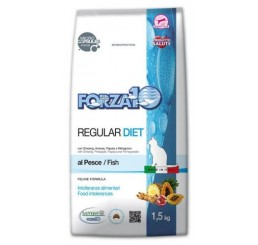 FORZA10 GATTO REGULAR DIET PESCE KG. 1.5