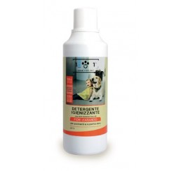 Love for Pet Detergente Igienizzante Pavimenti Fiori d'Arancio 1000 ml