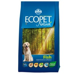 Farmina Ecopet Natural Fish kg 12