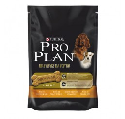 PROPLAN CANE BISCOTTI LIGHT GR 400