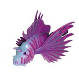 Pet Dekor Decorazione Lion Fish-Pterois