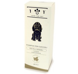 Love for Pet Shampoo Cuccioli e Pelli Delicate 250 ml