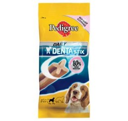 PEDIGREE DENTASTIX MEDIUM 10-25 KG  (7 PZ)
