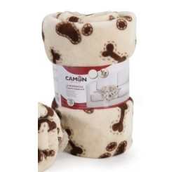 Camon La Morbidosa coperta supersoft 120 x 75 cm - per cane e gatto