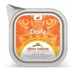 Almo Nature Daily Menu' PFC Gatto Gr 100 Mousse con Pollo