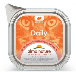 Almo Nature Daily Menu' PFC Gatto Gr 100 Mousse con Salmone