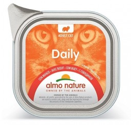Almo Nature Daily Menu'  PFC Gatto Gr 100 Mousse Con Manzo
