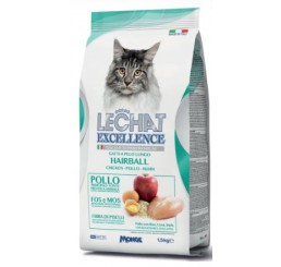 Lechat Excellence Adult Kg 1.5 Hairball Pollo