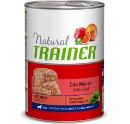Trainer Natural Cane Medio Maxi Manzo 400 gr