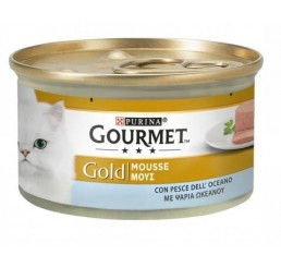 Gourmet Gold gr 85 Mousse con Pesce dell' Oceano