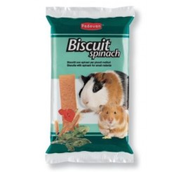 Padovan Biscuit Spinach - biscotti spinaci gr 30 5 pezzi