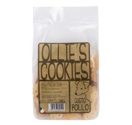 Ollie's Cookies Biscotti Cani Gr. 500 Pollo