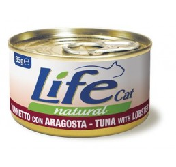 Life Cat natural gr 85 Tonnetto con Aragosta