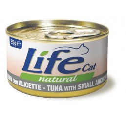 Life Cat natural gr 85 Tonno con Alicette
