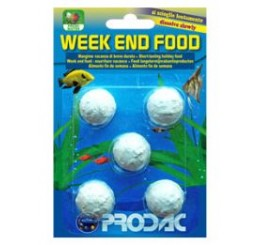 Prodac mangime Week end Food 5 tablet - 21g