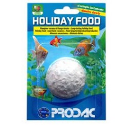 Prodac mangime Holiday Food 1 20g