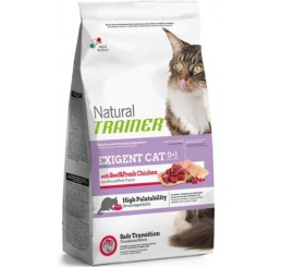 Trainer Natural Exigent Gatto Manzo e Pollo Fresco gr 300