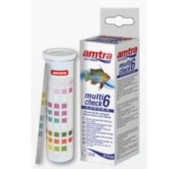 AMTRA MULTICHECK  6 IN 1 -  50 TEST