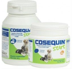 Cosequin Start Compresse 40