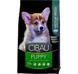Farmina Cibau Puppy Medium Kg 2,5