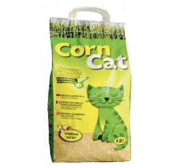 Corn Cat  Lt 12 Lettiera Naturale Al Mais