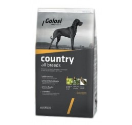 Golosi Cane Country All Breeds Pollo Manzo Kg. 3