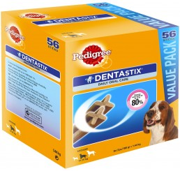 Pedigree Dentastix scorta 56 pz  medium 10-25