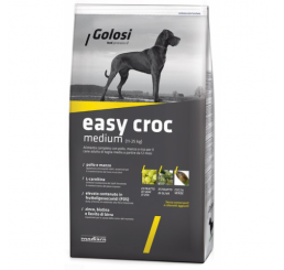 Golosi Cane Easy Croc Medium Kg.12