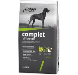 Golosi Cane Complet All Breed Kg. 12