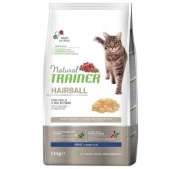 Trainer Natural Gatto Hairball Kg 1,5