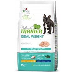 Trainer Natural Weight Care Small & Toy / Mini Carni Bianche Kg 2