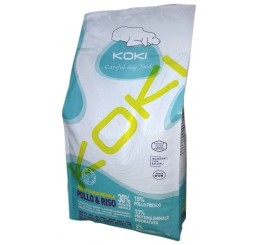 Koki Cane Adult Mini - Pollo e Riso 8 kg