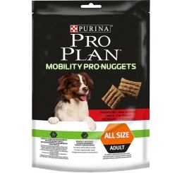 Purina Proplan Snack per Cani Mobilty Pro Nuggets gr 300 Manzo