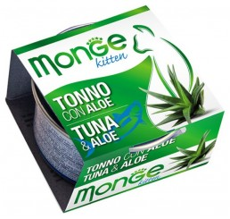 Monge Kitten Fruits Tonno con Aloe gr. 80