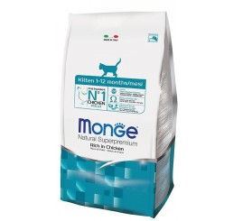 MONGE GATTO KITTEN GR 400