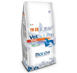 Monge Cane VetSolution Fit-Aroma Renal Kg 2