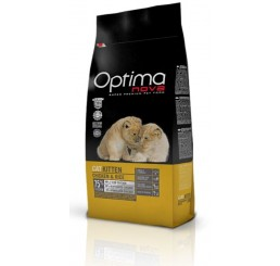 Optima Nova Gatto Kitten Pollo Riso 2 kg