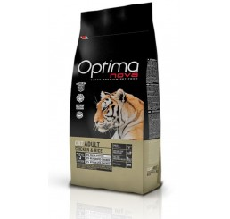 Optima Nova Gatto Adulto Pollo Riso 2 KG