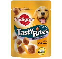 Pedigree Tasty Bites Chewy Cubes gr. 130