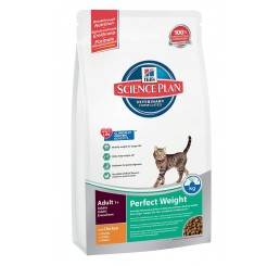 Hill's Feline Adult Perfect Weight Kg 1.5