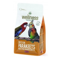 Padovan Wellness Pate' Parakeets gr 600 (pate' per parrocchetti)