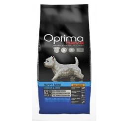 Optima Nova Puppy Mini Pollo e Riso 2 kg