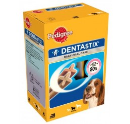 PEDIGREE DENTASTIX MEDIUM 10-25 KG MULTIPACK (28 PZ)
