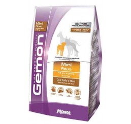 Gemon Cane Mini Adult Kg 3 Pollo Riso