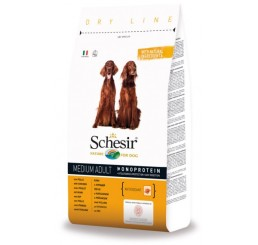 Schesir Cane Medium Maintenance Pollo 12 Kg