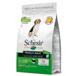 Schesir Cane Mantenimento Adulto Medio / Medium Agnello 12 Kg