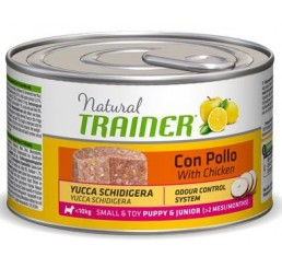 Trainer Natural Cane Small & Toy Puppy gr 150