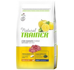 Trainer Natural Small & Toy Manzo 7 Kg