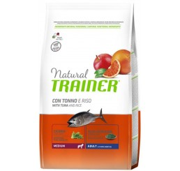 Trainer Natural Adult Medium Tonno 12 Kg