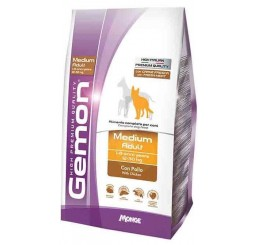 Gemon Cane Medium Adult Kg 15 Pollo